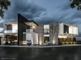 Narrow Lot Modern House Design Interior Waplag Architecture Lake - Contemporary house interiors