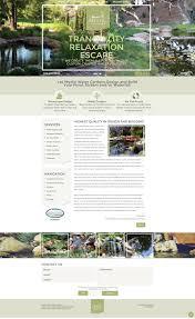 website samples mystic water gardens