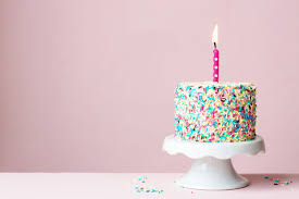 happy birthday facts cake