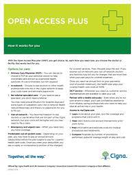 Cigna Health Insurance Quotes Form Medical And Prescription Drug Plans City Of Mesa 68