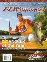 2006 FLW Outdoors Magazine: Anthony Gagliardi Angler of the Year/Mexico  Bassin' | eBay