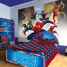 Spiderman Bedroom Decorations Spiderman Wall Decor Design Ideas And Decor