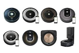 Roomba Comparison Chart Irobot Roomba Comparison Chart And Differences Between All