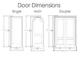 front door sizes door widths standard front door size standard exterior door height photo 2 of front door