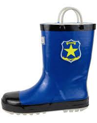 Oakiwear Rain Boots Size Chart Oakiwear Kids Loop Handle Boots Heros
