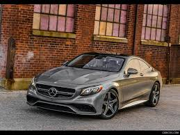 2015 Mercedes-Benz S63 AMG Coupe (US-Spec) - Front | HD Wallpaper #24