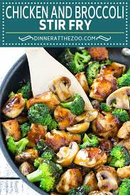 Foods in the diet that lower cholesterol are foods high in fiber, low in saturated fats, olive oil, soy, and nuts. Chicken And Broccoli Stir Fry Dinner At The Zoo