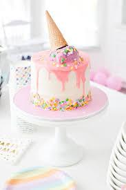 A Sweet Ice Cream Social Birthday Party Fresh Mommy Blog Ice