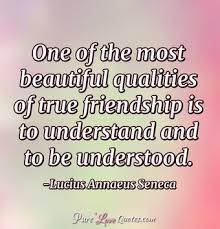 Love Friendship Quotes Stunning 48 Friendship Quotes For True Friends PureLoveQuotes
