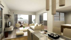 Apartment:Open Space Apartment Interior Design Living Room Idea With Modern  Furniture Sets Modern Decorating