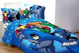 batman king size comforter queen bedding superhero full superman marvelous