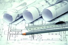 architectural design drawings. Perfect Design Heap Of Architectural Design And Project Blueprints Drawings House  Technical Stock Photo  23987084 To Architectural Design Drawings K