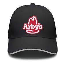 Amazon Com Unisex Arbys Logo Art Snapback Hat Sun Cap Hip