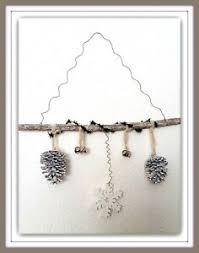 Details Zu Fensterdeko Weihnachten Advent Winter Gehänge Zapfen Schneekristall