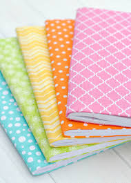 how to make girly things out of paper 15 diy planners journals to make or print at home crazy little