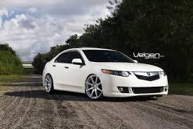 Acura TSX on Velgen Wheels - Teamspeed.com