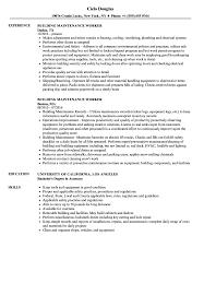 general maintenance resumes building maintenance resume templates building maintenance