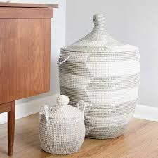 laundry furniture. Woven Laundry Hamper Furniture