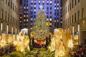 When is the 2014 Rockefeller Center Christmas Tree Lighting?