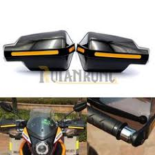<b>Motorcycle wind shield Brake</b> lever hand guard For SUZUKI 600/750 ...