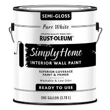 rust oleum simply home interior wall