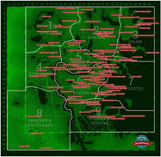 Fallout 4 Magazines Location Map Fallout Comics Fallout