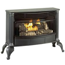 ventless propane gas fireplace gas stove 24 in vent free lp gas fireplace logs with remote ventless