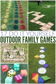 homemade outdoor games for kids. Outdoor Games: BBQ, Birthday, Picnic Or Reunion DIY Games | Easy Homemade For Kids L