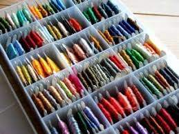 Cross Stitch Threads Some Exciting Alternatives To Dmc And