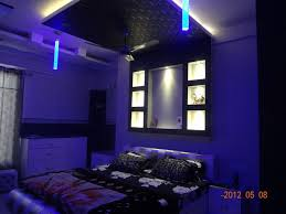 Electric Blue Bedroom Ideas