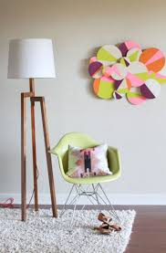 The following wall art ideas will be extremely helpful to those who just moved in and for those who are paying rents. Creative Art And Craft For Home Decoration Easily To Create Simple Colorful Paper Craft Diy Decorations Nearby F Decor Creative Wall Decor Home Decor Wall Art