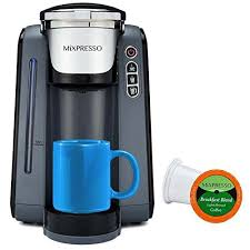 To make coffee on your stovetop, start by heating water in a kettle or pan. Mixpresso K Cup Compatible 6 Cup Single Serve Programmable Coffee Maker For 6 8 10 Oz Single Cup Coffee Maker K Cup Coffee Maker Single Serve Coffee Makers