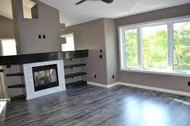 grey floor living room chic laminate flooring in living room contemporary with ebony floor next to