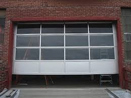 glass garage doors commercial beautiful 73 best mercial garage doors images on