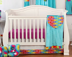 fetching tie dye baby bedding for bedroom decoration ideas handsome baby nursery room decoration using