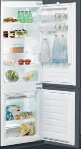 <b>Встраиваемый двухкамерный холодильник Indesit</b> BIN 18 A1 DIF ...