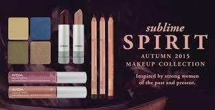 aveda sublime spirit makeup makeup collection pure concept fall