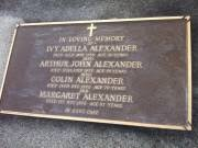 Ivy Adella Alexander Died: 16 May 1939 BillionGraves Record