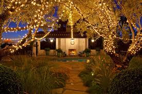 Outdoor Lighting Ideas Christmas Lights For Excerpt Backyard Christmas Lights In Backyard