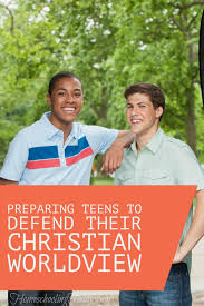 Christian world view for teens