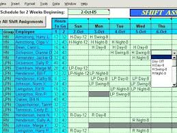 work scheduler excel employee schedule maker excel sports schedule maker excel template