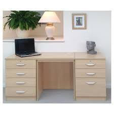 double office desk. R White Home Office Furniture Desk Set With Double Drawers - Desks \u0026 Storage T