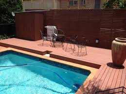 Pool Deck At Rochedale South To Get Deking Built One For You Phone