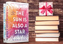 nicola yoon s list of gifts based on her lovable novels everything everything and the sun is also a star will warm even the grinch s heart this holiday