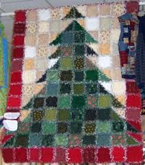tree rag quilt kit (call for price) & Christmas tree rag quilt kit (call for price) Adamdwight.com