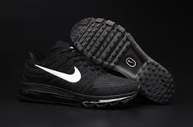 nike shoes logo pictures. nike air max 2017 black and white logo womens shoes pictures l