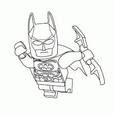 Goed Kleurplaat Batman Lego Kleurplaat 2019