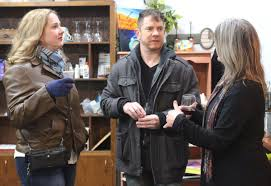 Frigid temps don't stop patrons from tipping glasses downtown at Wines of  Winter | News | tahlequahdailypress.com