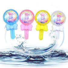 kiibru lollipop slime 12 5 6 5 2 5cm transpa jelly mud diy gift toy stress