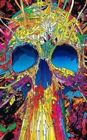 skull art skull head phone wallpapers phone backgrounds colorful skulls skulls